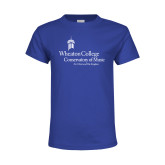 Youth Royal T Shirt-Conservatory of Music