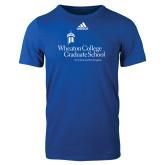 Adidas Royal Logo T Shirt-Graduate School