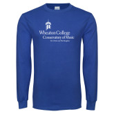 Royal Long Sleeve T Shirt-Conservatory of Music