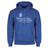 Royal Fleece Hoodie-Graduate School