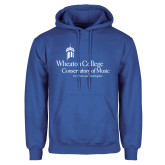Royal Fleece Hoodie-Conservatory of Music