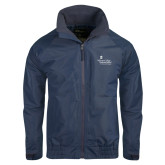 Navy Charger Jacket-Graduate School