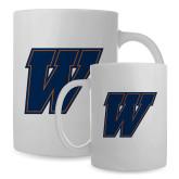 Full Color White Mug 15oz-W
