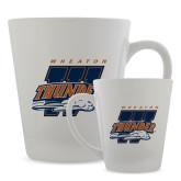 Full Color Latte Mug 12oz-Primary Athletics Mark