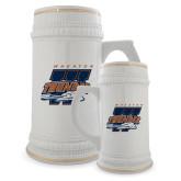 Full Color Decorative Ceramic Mug 22oz-Primary Athletics Mark