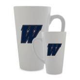 Full Color Latte Mug 17oz-W
