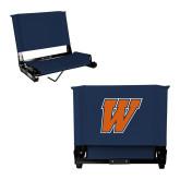 Stadium Chair Navy-W