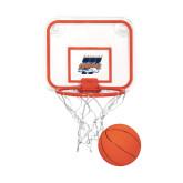 Mini Basketball & Hoop Set-Primary Athletics Mark