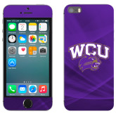 iPhone 5/5s Skin-WCU w/Head
