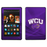 Kindle Fire Skin-WCU w/Head