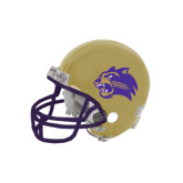 Riddell Replica Vegas Gold Mini Helmet-Catamount Head