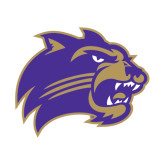 Small Decal-Catamount Head, 6 in Tall