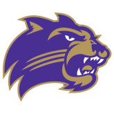 Extra Large Decal-Catamount Head, 18 in Tall