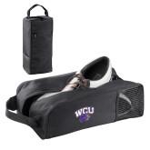 Northwest Golf Shoe Bag-WCU w/Head
