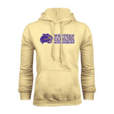 Champion Vegas Gold Fleece Hood-Track and Field