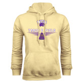 Champion Vegas Gold Fleece Hood-Track and Field Shoe Design