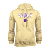 Champion Vegas Gold Fleece Hood-Golf Ball Design