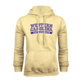 Champion Vegas Gold Fleece Hood-Western Carolina Catamounts