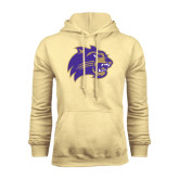 Champion Vegas Gold Fleece Hood-Catamount Head