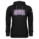 Adidas Climawarm Black Team Issue Hoodie-Western Carolina Catamounts