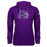 Adidas Climawarm Purple Team Issue Hoodie-Catamount Head