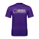 Performance Purple Tee-Alumni