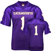 Replica Purple Adult Football Jersey-#1