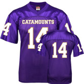 Replica Purple Adult Football Jersey-#14