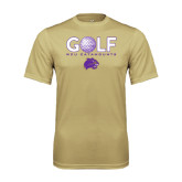 Syntrel Performance Vegas Gold Tee-Golf Ball Design