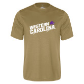 Performance Vegas Gold Tee-Western Carolina Slashes