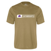 Syntrel Performance Vegas Gold Tee-Catamounts in Box