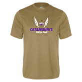 Performance Vegas Gold Tee-Wings Track and Field