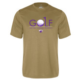 Syntrel Performance Vegas Gold Tee-Golf Flag Design