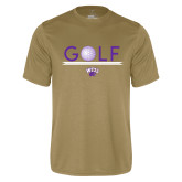 Performance Vegas Gold Tee-Golf Lines Design