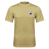 Performance Vegas Gold Tee-WCU w/Head