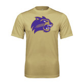 Performance Vegas Gold Tee-Catamount Head