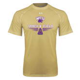 Under Armour Vegas Gold Tech Tee-Track and Field Shoe Design