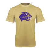 Under Armour Vegas Gold Tech Tee-Catamount Head