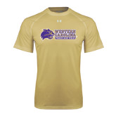 Under Armour Vegas Gold Tech Tee-Track and Field