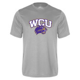 Performance Platinum Tee-WCU w/Head