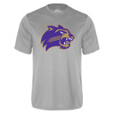 Performance Platinum Tee-Catamount Head