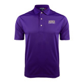 Purple Dry Mesh Polo-Western Carolina Catamounts