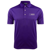 Purple Dry Mesh Polo-Alumni