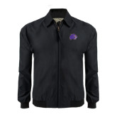Black Players Jacket-Catamount Head