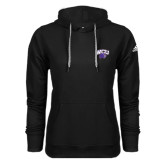 Adidas Climawarm Black Team Issue Hoodie-WCU w/Head