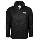 Columbia Mighty LITE Black Jacket-WCU w/Head