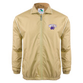 Colorblock Vegas Gold/White Wind Jacket-WCU w/Head