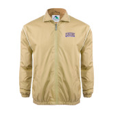 Colorblock Vegas Gold/White Wind Jacket-Western Carolina Catamounts