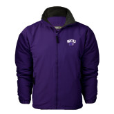 Purple Survivor Jacket-WCU w/Head