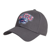 Steel Grey Heavyweight Twill Pro Style Hat-Stars and Stripes